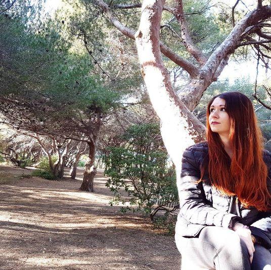 Découvrez le portrait de la blogueuse Aurore de Bonheur au naturel