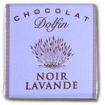 Dolfin 2kg Ciocolată neagră cu Lavanda din Haute Provence