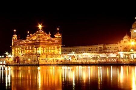 Sikh festival - Guru Nanak Jayanthi: The Guru Who Gave a New Will to the People #festival #guru #sikh