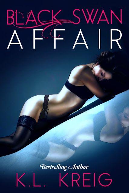Cover Reveal: 'Black Swan Affair' by KL Kreig