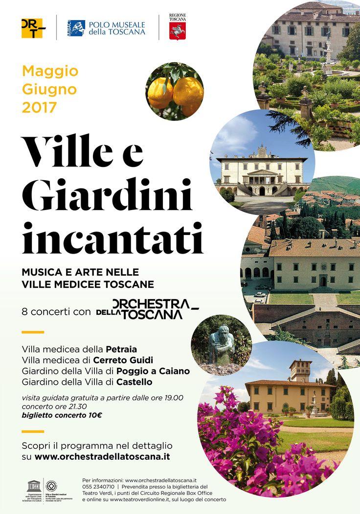 ORT | Ville e Giardini incantati | grafica Silvia Masetti