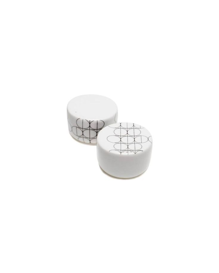 """Salt and Pepper Set """"Scandinavian"""" Salt and Pepper , element of SCANDINAVIAN SET collection. SCANDINAVIAN SET is created in the spirit of Craft Design – popular trend among designers manufacturing products in their studios. Products are handmade, therefore there might be slight differences between each item."""