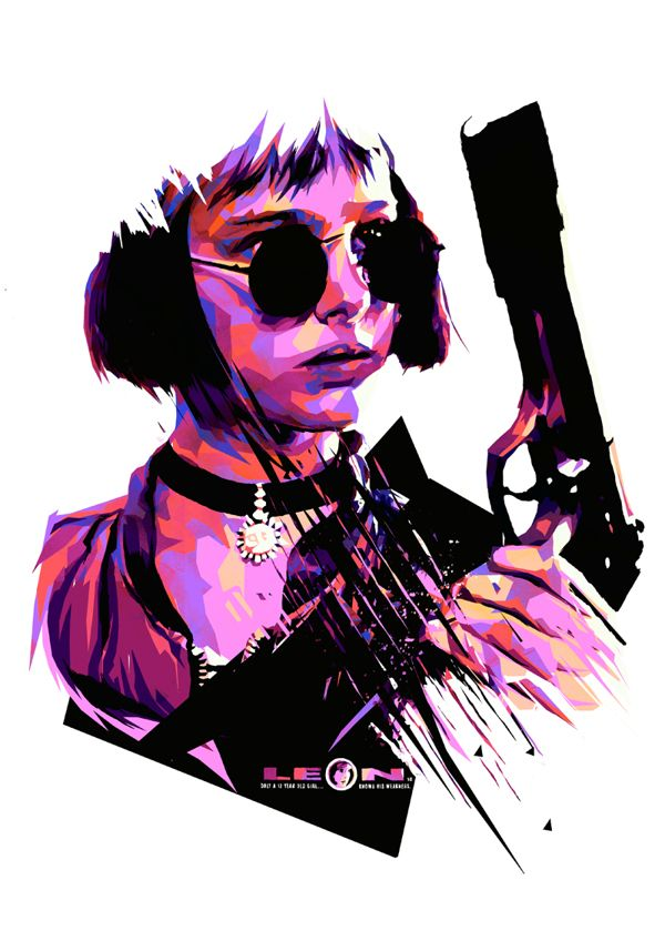 Leon The Professional - Mathilda by Mink Couteaux *