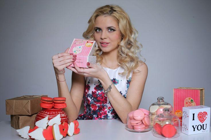 GIFT_company photosession  Macarons/Gift/Kazan