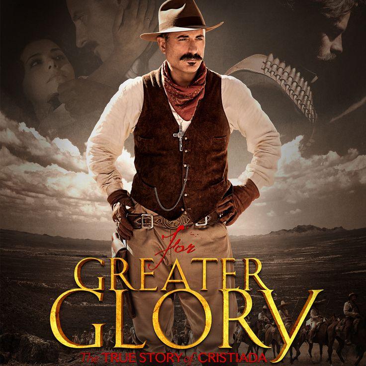 """Did you know that """"For Greater Glory"""" was the biggest Mexican production ever done till that date? #ForGreaterGlory #Production —- ¿Sabías qué """"Cristiada"""" fue la producción Mexicana más grande de haber existido hasta esa fecha? #Cristiada"""