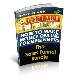 The Affordable Sales Funnel Mini Course $9  Would you want to create a profitable #sales funnel and build new income streams for your #onlinebusiness? Check out this #internetmarketingminicourse to find out how to do it!
