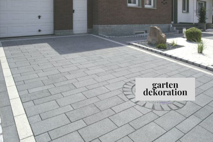 Pin Von Petra Wobst Auf Hauseingang Einfahrt