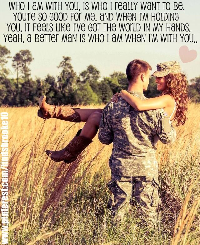 """""""Who I Am With You"""" -Chris Young... How every man should feel about the woman he loves"""