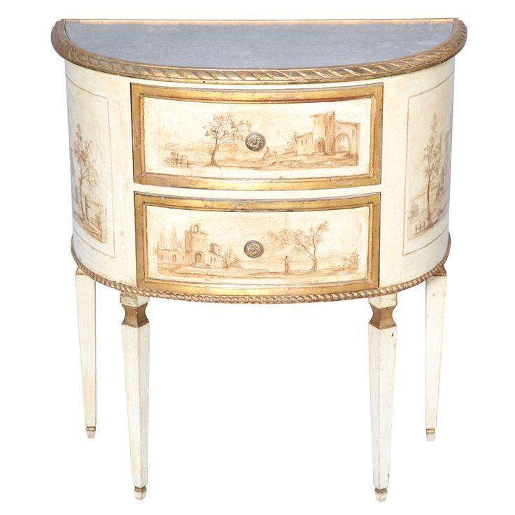 Painted Antique Furniture Images