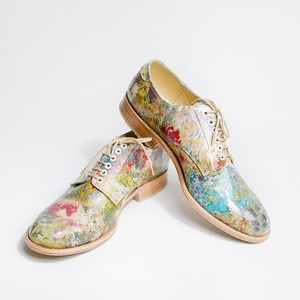 Rugby Shoes Women's Floral now featured on Fab.