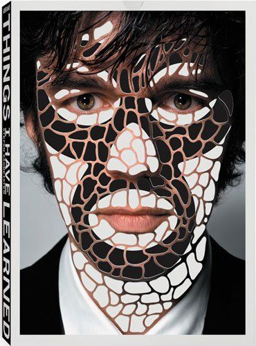 Things I Have Learned / Stencil Book by Stefan Sagmeister   @studio_sparrowh  via @helloppomme