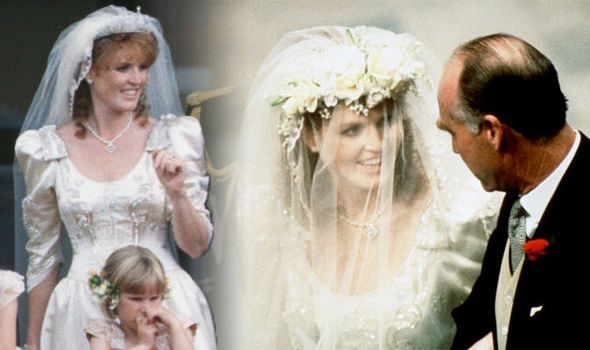 Why Sarah Ferguson Did Not Wear A Tiara To Her Wedding To Prince