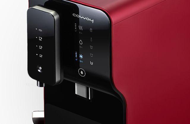 <strong>한뼘 BARISTA</strong>커피캡슐까지 호환되는 코웨이의 바리스타 — Design Coway