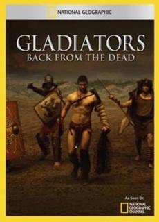 """Μονομάχοι - Επιστροφή από τους νεκρούς (2004) . Ενδιαφέρον ντοκυμανταίρ, με φωτογραφία & γραφικά που θυμίζουν τη σειρά """"Spartacus"""".Η ανακάλυψη ενός αρχαίου Ρωμαϊκού νεκροταφίου στην πόλη York της Μ.Βρετανίας το 2004 έφερε τους αρχαιολόγους αντιμέτωπους με το ερώτημα για την αιτία θανάτου πολλών εκ των ανθρώπων που είχαν θαφτεί στο συγκεκριμένο νεκροταφείο."""