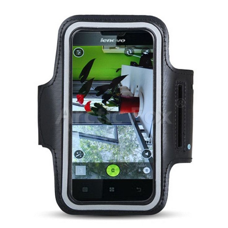 Top Quality Universal Waterproof Running Jogging Cycling Sport Armband Mobile Phone Holder Case Cover for Lenovo P780 MTK6589 L