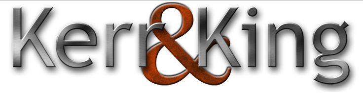 Kerr & King. Top quality cast resin wargames scenery & accessories.