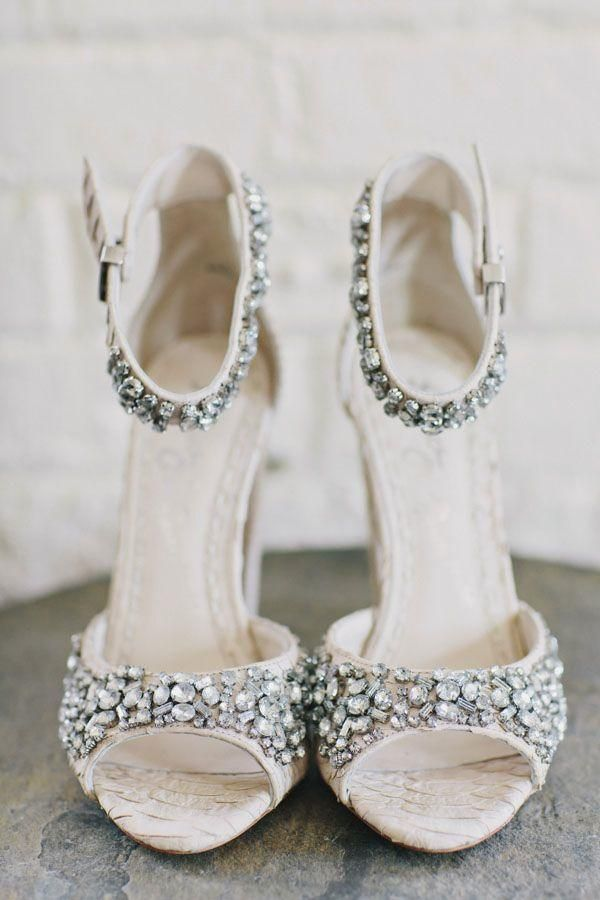 17 Best ideas about Wedding Shoes on Pinterest | Bridal shoes ...