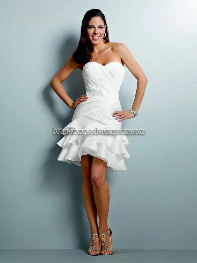 11 best Troue - Trou rokke images on Pinterest | Homecoming dresses ...