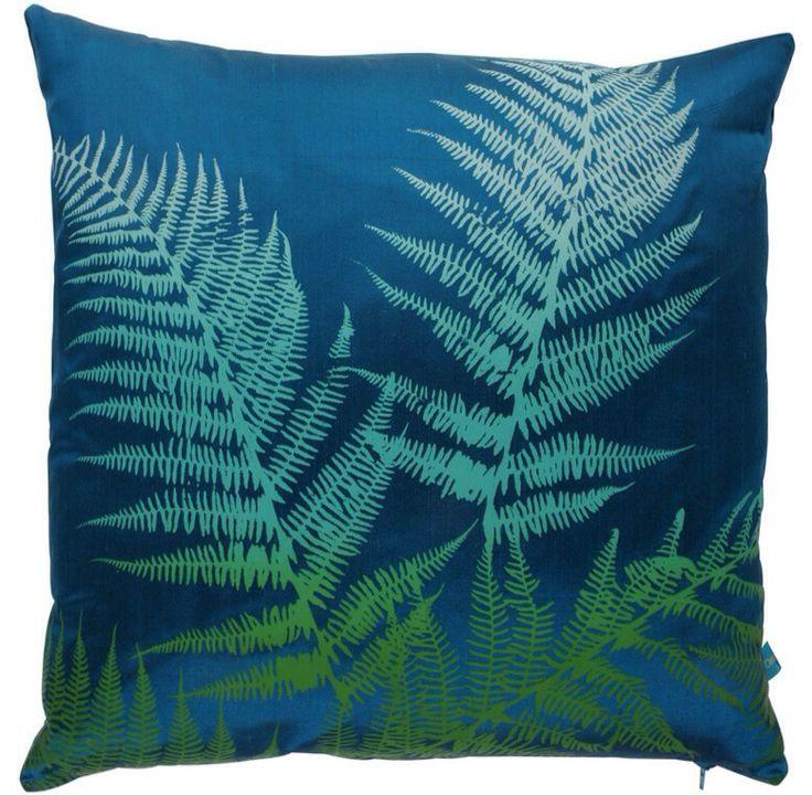 Kingfisher Pillow