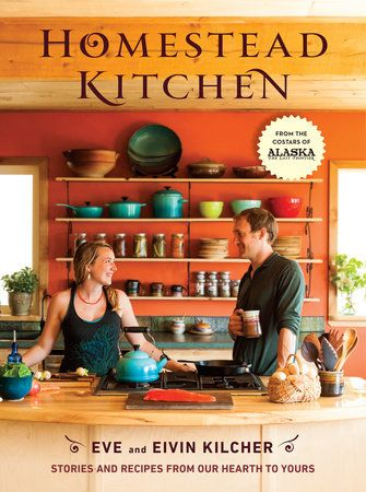The first cookbook from homesteaders and stars of Discovery's Alaska: The Last Frontier Eivin and Eve Kilcher features appealing recipes for anyone looking to live more sustainably, healthfully,...