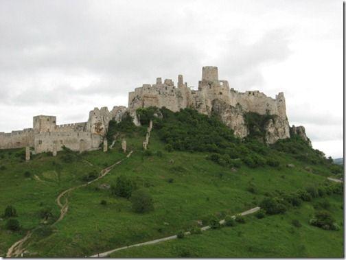Spis Castle - Ten Largest Castles in the World