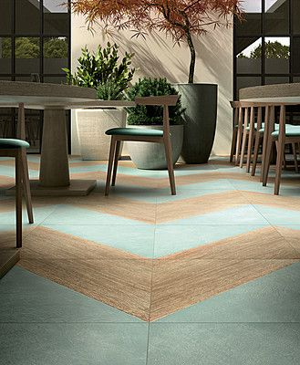 KRONOS Ceramiche Trellis Trellis-KRONOS Ceramiche-5 , Ванная, Общественные помещения, Фактура под дерево, Фактура под бетон, Керамогранит, универсальная, Матовая, Ректифицированный, Неректифицированный