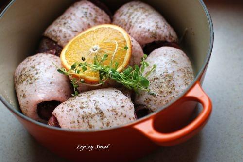 Kaczka (piersi) w pomarańczach: Pl Obiad, Lepszi Smak, Zajmuj Naprawdę, Kaczka Piersi, Która Zatrzymuj, Pieczenia Otoczon