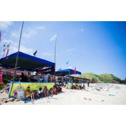 First Event of The 2015 Rip Curl GromSearch Series on Lombok, Gives Junior Surfers the Chance of a Lifetime
