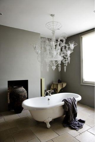 ● chandelier from Atelier abigail ahern●