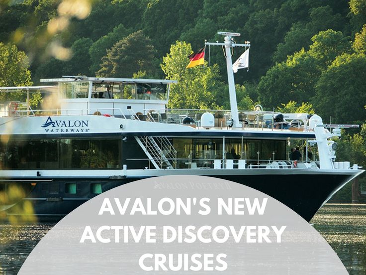 Avalon New Active Discovery Cruises