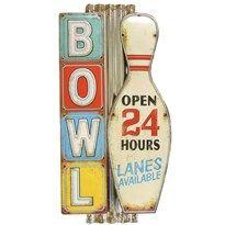 Bowling sign--Hobby Lobby