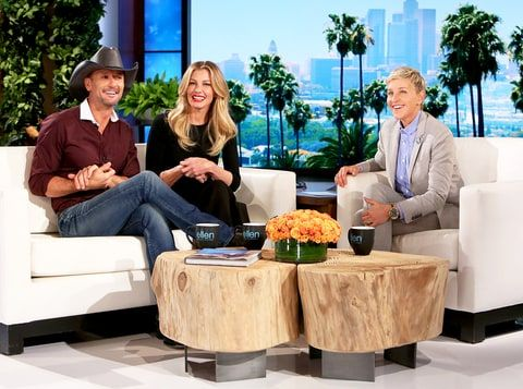 Tim McGraw and Faith Hill admitted that they're not crazy about their three teenage daughters dating — read more and watch the video!