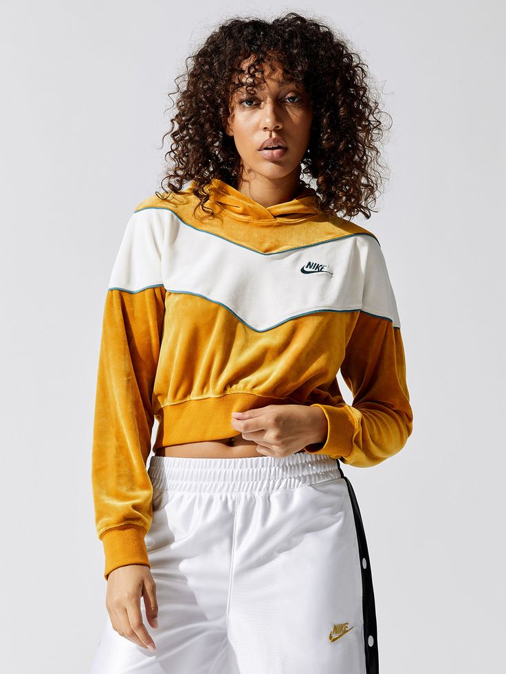 Nike Sportswear Heritage Hoodie in 2020 Nike sportswear