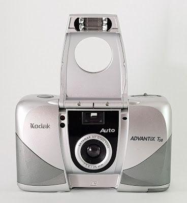 As Minhas Câmaras: Kodak Advantix T50 (1999)