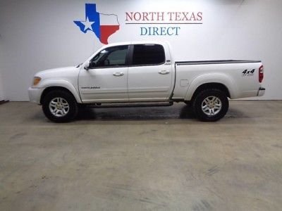 2006 Toyota Tundra Limited 4WD Lucchese Edition Leather North Texas Direct 2006 Toyota Tundra