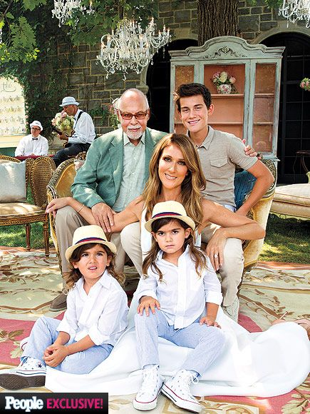 Céline Dion on Ailing Husband René Angélil: 'I'm Scared of Losing Him'  Cancer, Music News, Celine Dion, Rene Angelil