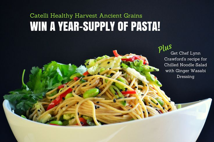 Win a year-supply of pasta!