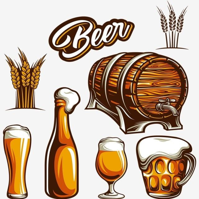 Beer Vector Equipment Beer Bottle Clipart Beer Icons Equipment Icons Png And Vector With Transparent Background For Free Download Beer Vector Beer Icon Beer