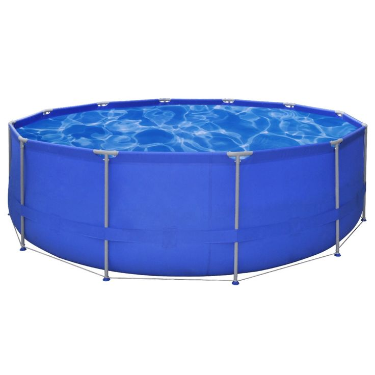Swimming pool set blue kids stay plastic under sheet waterproof free ...