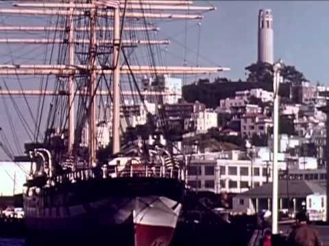 ▶ California History and Tour - From the Gold Rush to 1940's - YouTube