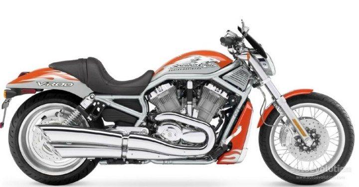 V Road Muscle Harley Davidson 00175