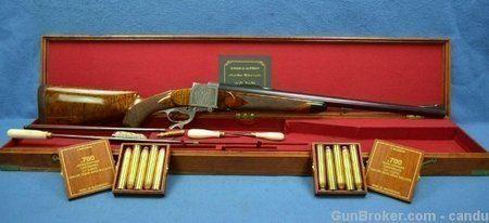 Farquharson .700 Nitro Rifle by Donald Matheson
