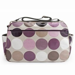 The Purple Spot Baby Changing Bag
