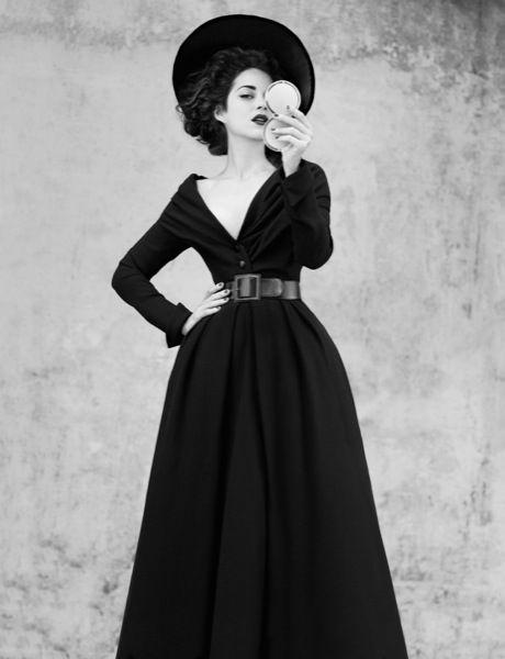Marion Cotillard for Dior Magazine