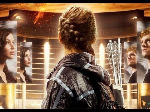 Katniss' Diagonal Dutch Braid tutorial {from the Hunger Games movie} in under 5 minutes! #KatnissBraid