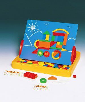 Loving this Megcos Magnetic Shape Set on #zulily! #zulilyfinds