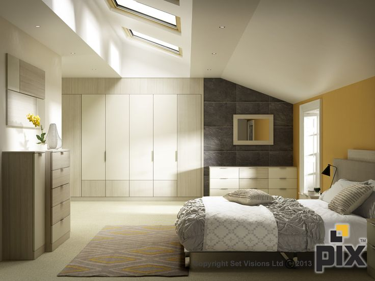 Best 20 Contemporary fitted wardrobes ideas on Pinterest
