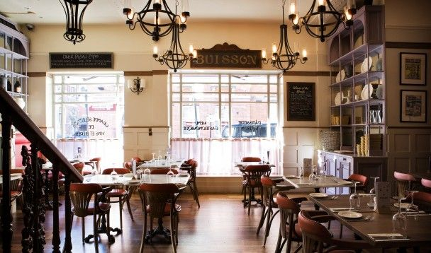 Leicester | Le Bistrot Pierre | French Restaurant
