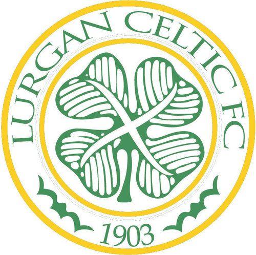 1903, Lurgan Celtic F.C. (Northern Ireland) #LurganCelticFC #NorthernIreland (L15690)