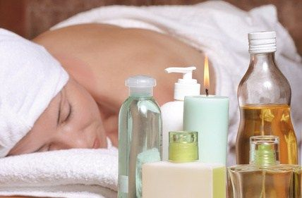 Recette d'huile de massage purifiante